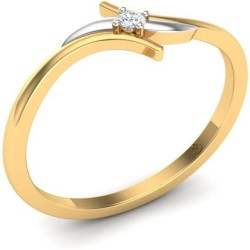 Gold ring for woman